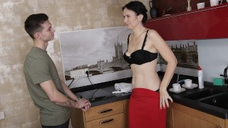 SHAME4K A hung fellow cant wait to penetrate the mature seductress