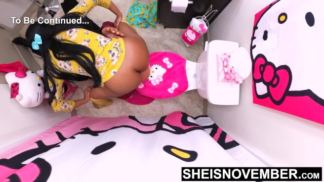 60fps My Stepdaughter Msnovember Gave Me Doggystyle, Missionary, and Reverse Cowgirl Ebony Sex POV 11