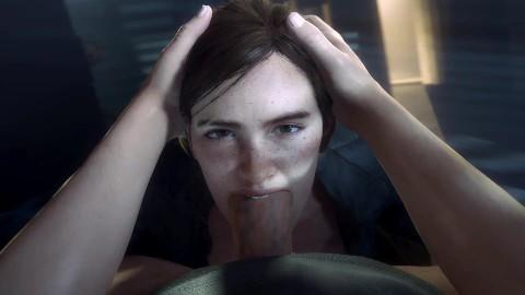 Ellie last of us porn