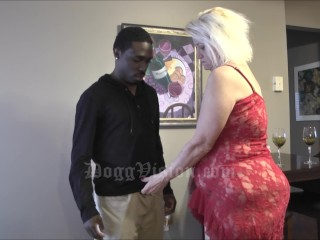 56y Squirt Anal GILF Amber Connors DVD