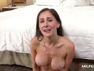Takes her ass for ally cooper...