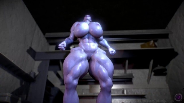 Growth porn muscle giant muscle