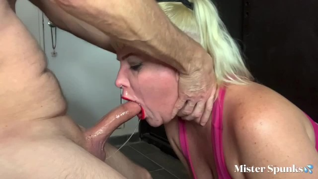 guy fingers tight pussy