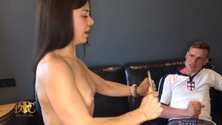 Miss Julia - My Strength will make your Cock POP! (Full Clip on DreamscUmtrue C4S, MV, IWC)
