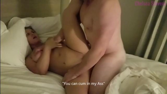 amateur anal orgasm threesome