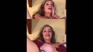 Custom Femdom, Edging, Orgasm Control JOI Mature Slutty MILF Orgasms - Teaser (21 min vid OnlyFans)