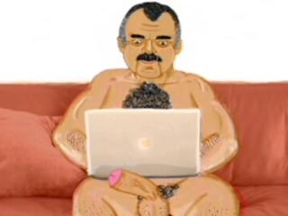 Cartoon gaybear buscando sexo en internet capitulo1 parte1...