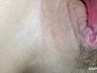 Amateur MILF Rides Dick After Getting LIT