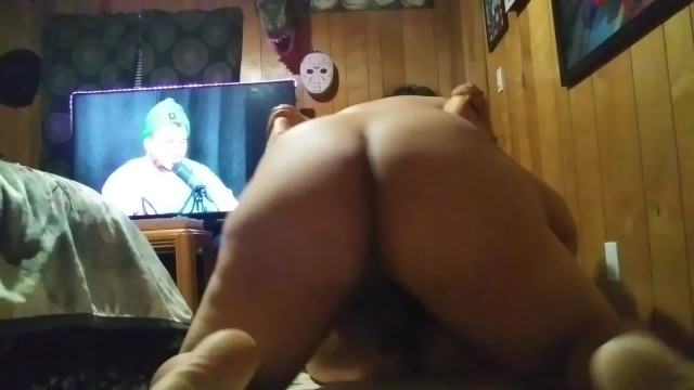 BIG BOOTY SHEMALE LEXIS MY NEIGHBORS WIFE CAME OVER TO FUCK ME 32