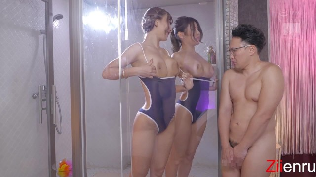 Brunette;Creampie;MILF;Threesome;Japanese;Step Fantasy;Female Orgasm;Romantic;FFM ziienru, 3some, teasing, swimming-suit, rubbing-dick, titty-fuck, slut, hot-body-fuck, guy-moaning, big-cock, cum-in-mouth, cum-swallow, female-domination, best-blowjob-ever, pov-cowgirl, round-ass