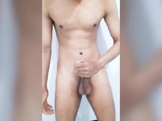 Asian masturbate day 1...