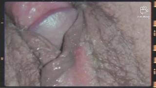 Retro Porn: Real MILF Fucked Really Hard (Hairy Pussy Closeup)
