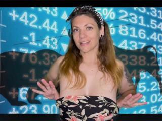Topless stock tips mindmed stock flashing undressing boob...