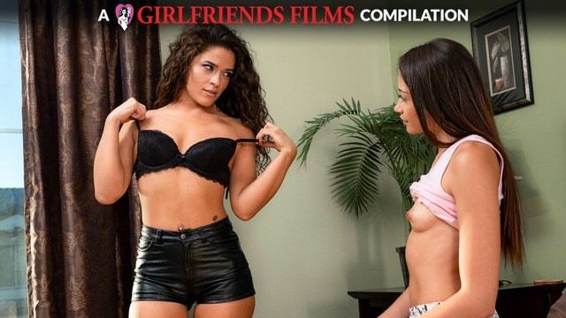 Please Make Me A Lesbian Series Compilation - GirlfriendsFilms