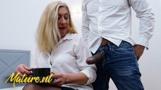 Hairy Mature Wife Only Fucks With Black Men