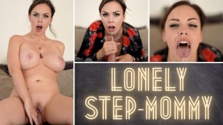 LONELY STEP-MOMMY - PREVIEW - ImMeganLive
