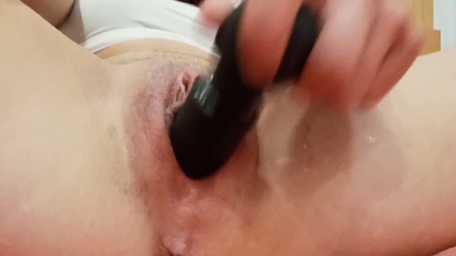 Horny teacher pisses, squirts and creams everywhere with new toy 50