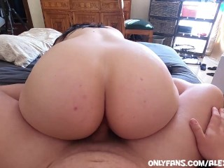 Eating pawg pussy before hot against him...