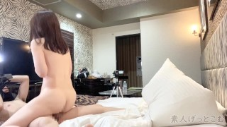Slender Japanese Wife YUI Fucked in her Tiny Pussy
