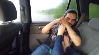 The gentle foot dom