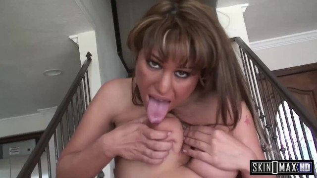 Britney Stevens Goes Ass to Mouth! 12