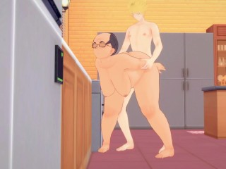 Anime gay the kitchen 3d hentai uncensored...