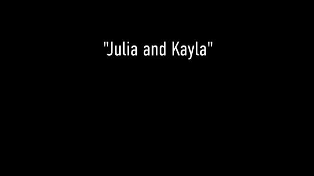 Finger Banging Milfs Julia Ann And Kayla Paige Tongue Fuck! 10