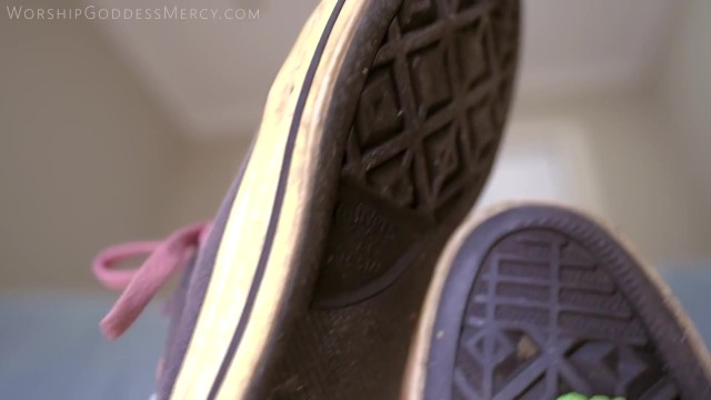 Scrape the Gum off my Dirty Shoes 10