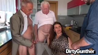 Mature Bbw Orgy