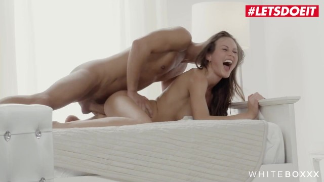 WHITEBOXXX - BUSTY GIRLFRIEND TINA KAY FUCKED HARD IN HER AMAZING BIG ASS - LETSDOEIT 17