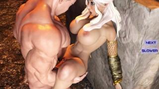Sexy Busty Oracle Satisfies Huge Hard Cock - Apocalypse [Epic Lust]
