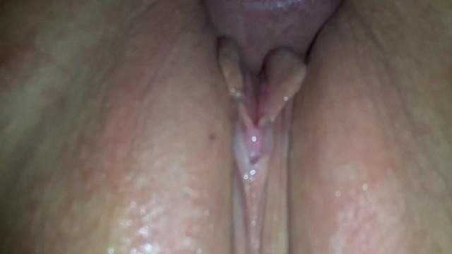 BBW Tight Pussy Dripping Wet From Big Cock, Huge Swollen Clit 2
