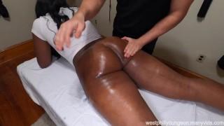 Ebony Bondage