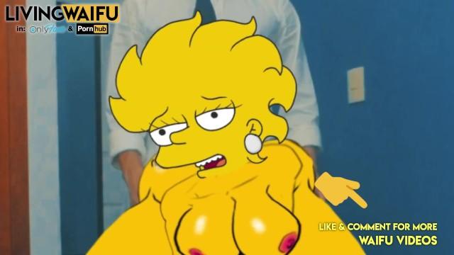 Hentai lisa simpson Simpsons Gifs