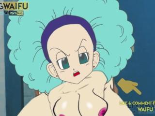 Z 2 anime bulma afro 2 doggystyle hentai...