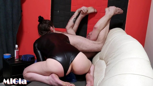 If you Missed my Tongue from Guys Ass, here you Are. I'M BACK - Part 2 Fanatic Asslicking