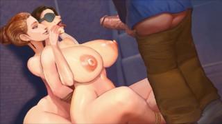 Taffy Tales v0475 Part 53 Dirty Gym Sex By LoveSkySan69