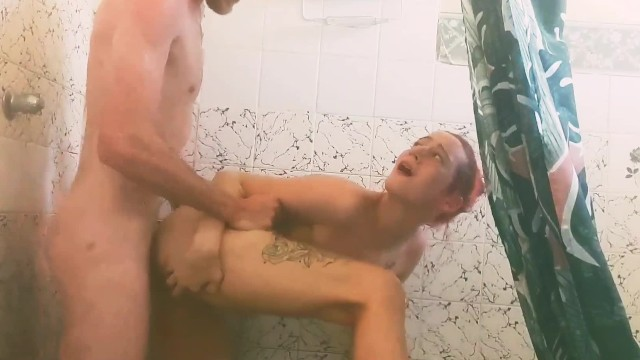 Shower Fuck done right!!! 13