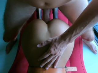 My is naughty as fuck insane deepthroat and...