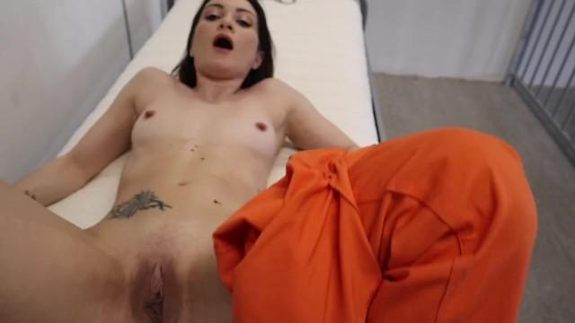 Naughty prisoner asking for mercy 10