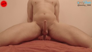 Riding and prostate orgasms