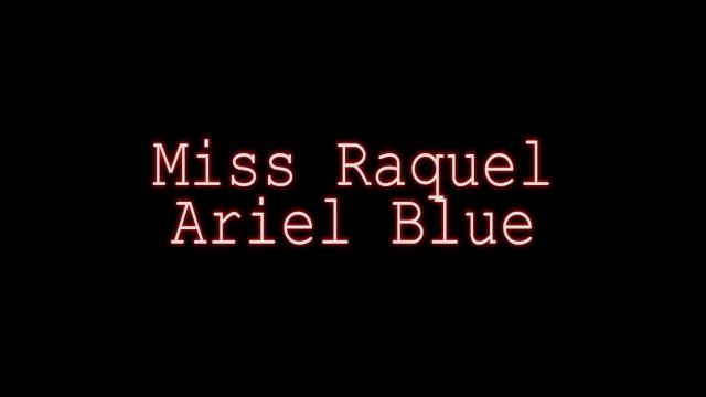 Step MILF Miss Raquel Pleases Her Step Daughter Ariel Blue! 14