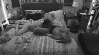 Real Amateur Couple Fuck on Homemade Video