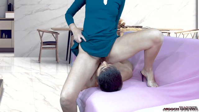 FACESITTING AND EATING PUSSY 17
