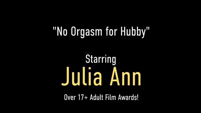 Femdom Wife Julia Anns Cruel Orgasm Denial And Dirty Talk! 9