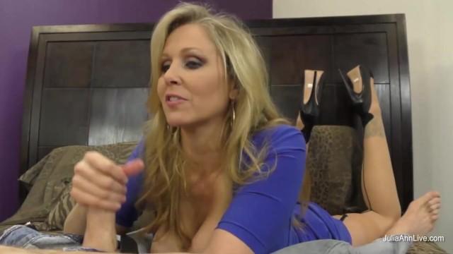 Femdom Wife Julia Anns Cruel Orgasm Denial And Dirty Talk! 47