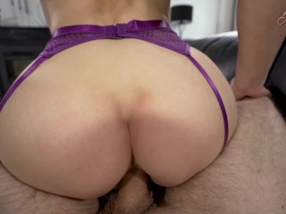 WHICH HOLE IS THE TIGHTEST - TRY NOT TO CUM   JUST-LUCY