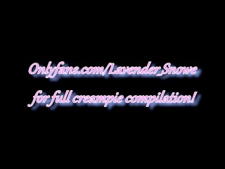 CREAMPIE COMPILATION 4 - The Best Balls Deep Rapidfire Quick Cut Cum in Pussy 2021 (Try not to Cum)