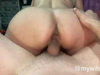 Today luna felt the need sex...