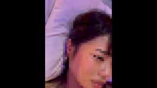 【個人撮影】ハメ撮り 可愛い女子大生の小さなおっぱいが揺れる 正常位で挿入 エロい 完全オリジナル Japanese Hentai Couple Sex